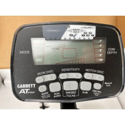 Used - Garrett AT Pro Metal Detector