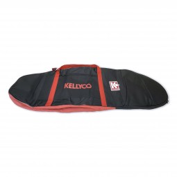 Kellyco Patch on Detector Bag