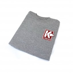 Kellyco Patch on T-shirt