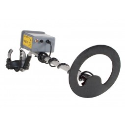 JW Fishers Pulse 8X Version 2 Metal Detector Bottom View