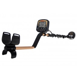 Fisher Gold Bug Metal Detector shown in full profile view