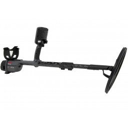 Minelab CTX 3030 Standard Metal Detector with Wireless Headphonesin full side profile