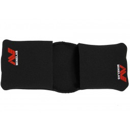 Minelab branded arm rest cover that comes with Minelab GPX 5000 Metal Detector