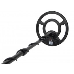 """9"""" Concentric Search Coil on a Minelab X-Terra 705 metal detector"""
