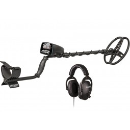 Garrett AT Pro metal detector and MS-2 headphones