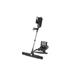 Unboxed OKM eXp 6000 Professional Metal Detector on white background