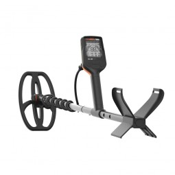 Quest X10 Pro Metal Detector on White Background