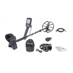 Nokta Makro Simplex Metal Detector and accessories from Kellyco Metal Detectors