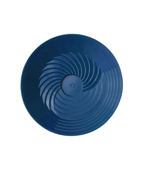 "Turbo Pan 16"" Gold Pan (Blue)"