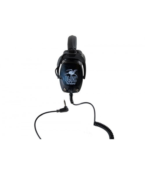 Detector Pro Black Widow Headphones 26000 Image 1