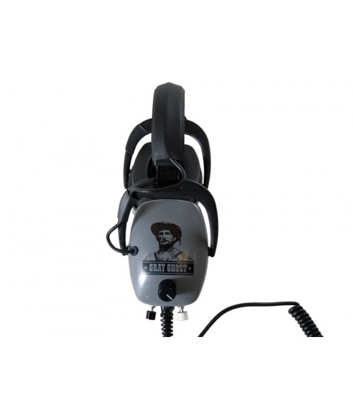 Detector Pro Ultimate Gray Ghost Headphones 28000 Image 1