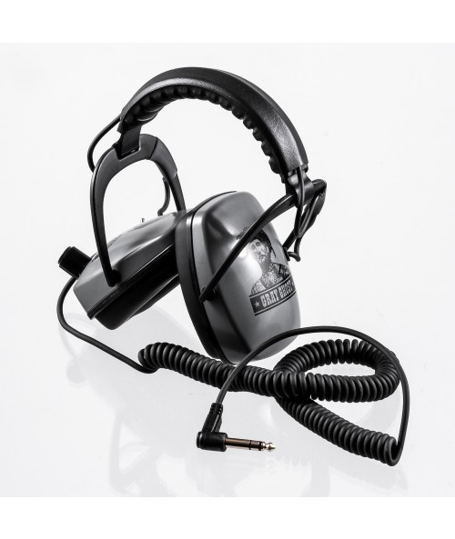DetectorPro Gray Ghost Original Platinum Headphones