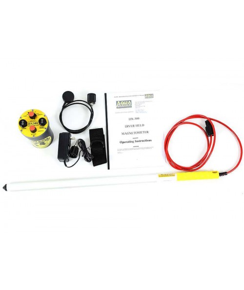 Aquascan DX-300 Magnetometer Basic Kit DX1110 Image 1