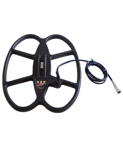 """Detech 15x12"""" SEF Butterfly Search Coil (Fisher F75 / F70) 15X12FT Image 1"""