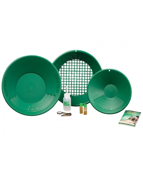 Gold Trap Gold Panning Kit Image 1