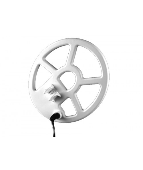 """Tesoro 12x10"""" Spoked Concentric Search Coil with Long Cable (5 Pin) C12X10CLW Image 1"""