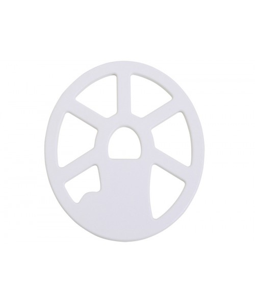"""Tesoro 12x10"""" Spoked Coil Cover (White) S12X10CWHT Image 1"""