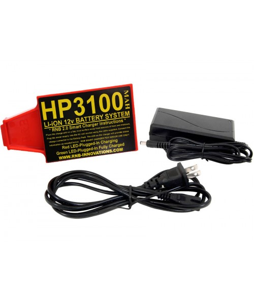 RNB Innovations LI-ION HP3100 12V Rechargeable Battery System HP3100 Image 1