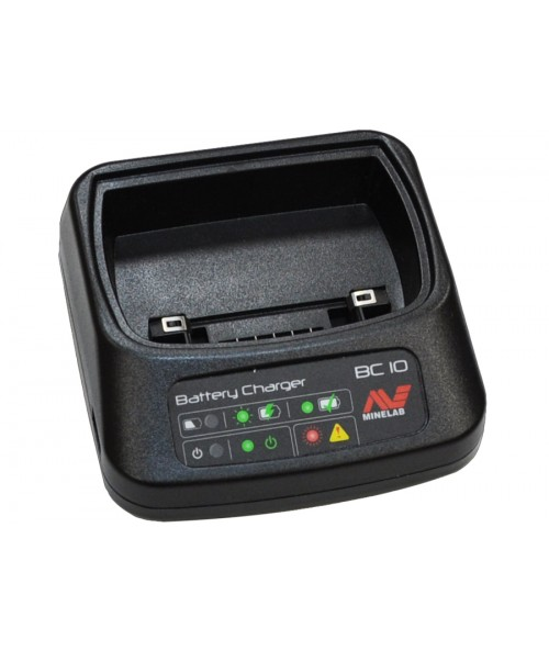 Minelab Battery Charger BC 10 Base 30110128 Image 1