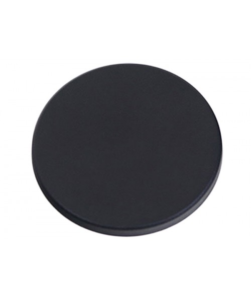 "Fisher 5"" Closed Coil Cover (Black) 5COVERBLK Image 1"