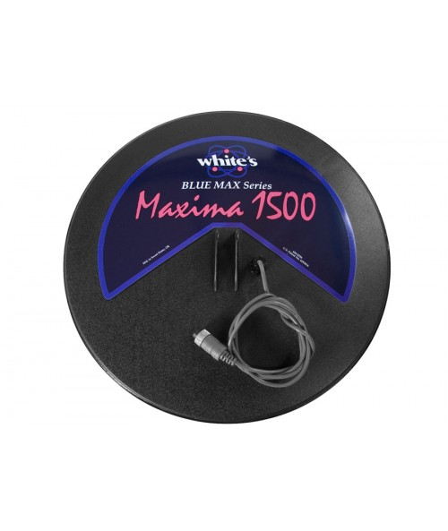 "White's 15"" Blue Max 1500 Search Coil (XLT / SL / Pro Plus) 8013201 Image 1"