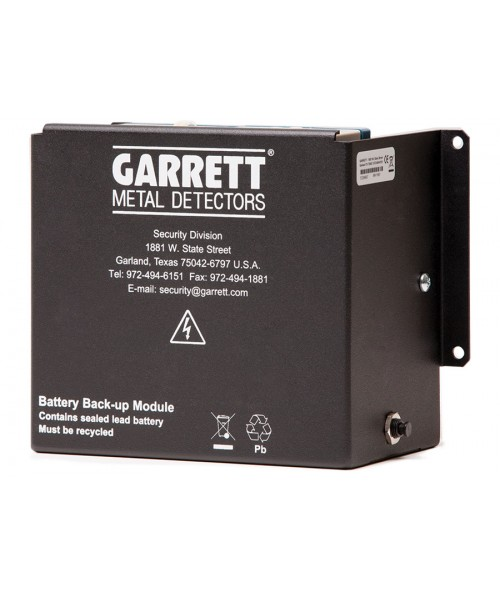 Garrett Battery Backup Module for MT 5500 2225770 Image 1