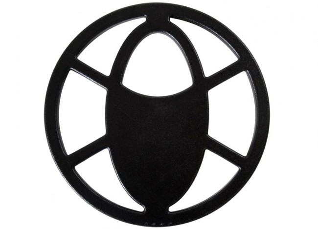 """Fisher 10.5"""" Coil Cover (Black) 203307 Image 1"""