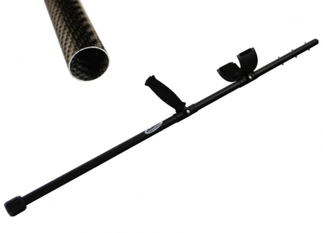 Anderson Rods Excalibur Long Shaft - Carbon Fiber 0811CF Image 1