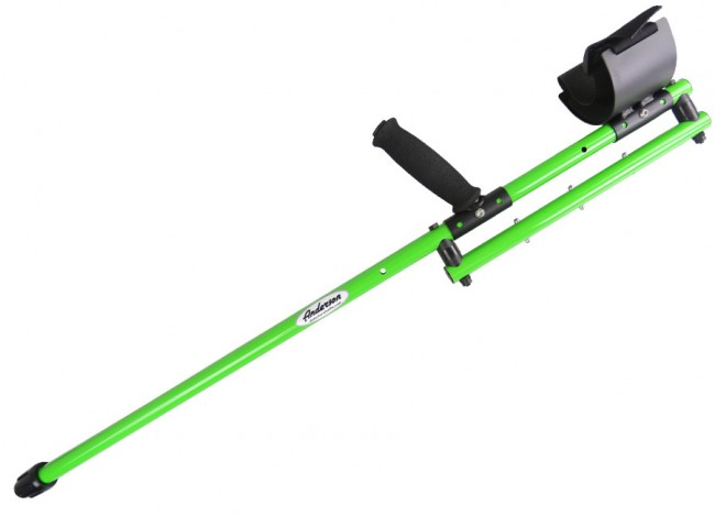 Anderson Rods Excalibur Over Under Shaft - Green 0813G Image 1