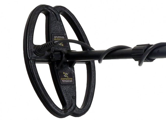 """NEL SharpShooter 9.5x5.5"""" Search Coil (Garrett  AT Pro) 1020 Image 1"""
