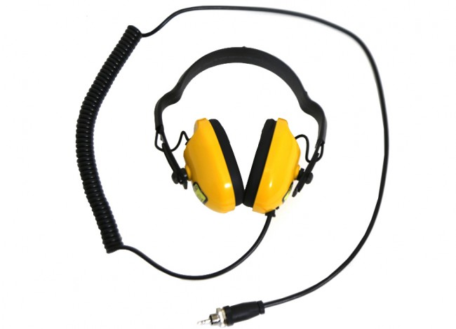 Underwater Headphones with Long Cable (Compatible with EQUINOX)