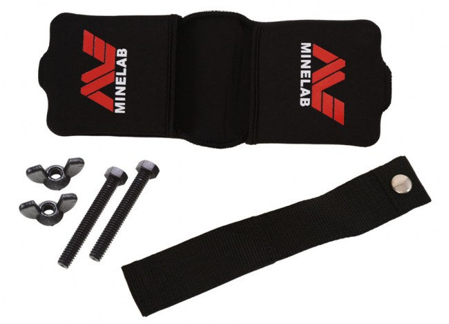 Minelab Arm Rest Wear Kit (GPX / Sovereign / Eureka) 30110144 Image 1