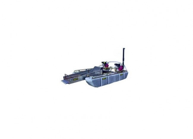 "Keene 5"" Dual 6.5 HP Honda Dredge With 3 Stage Sluice 5211HP Image 1"