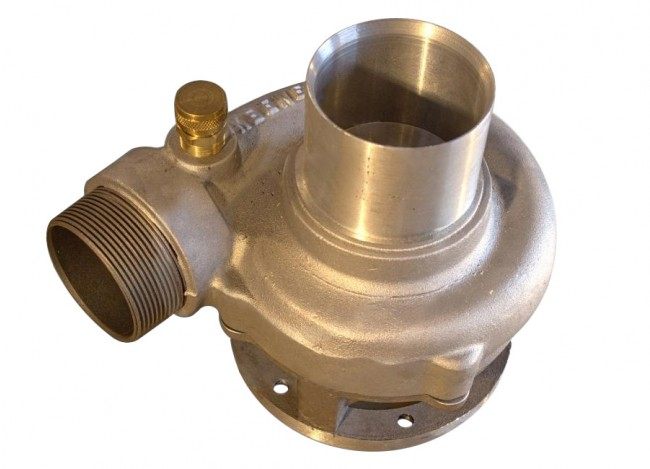 Keene 500 GPM Direct Mount Pump for 16 HP P350S Image 1
