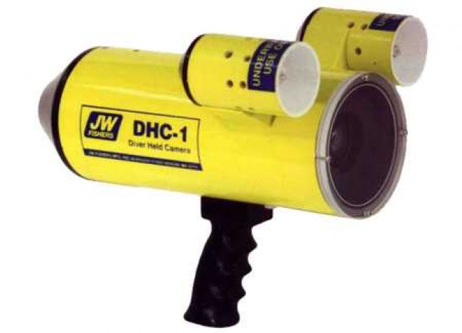 JW Fishers Diver Held Camera DHC-1 DHC1 Image 1