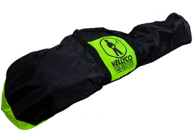 Kellyco All-Weather Logo Detector Carry Bag 44185L Image 1