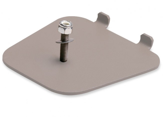Adhesive Floor Mounting Kit - Gray (PD 6500i) Image 1