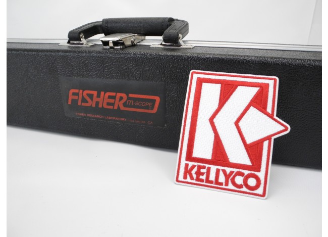 Used - Fisher Hard Carry Case