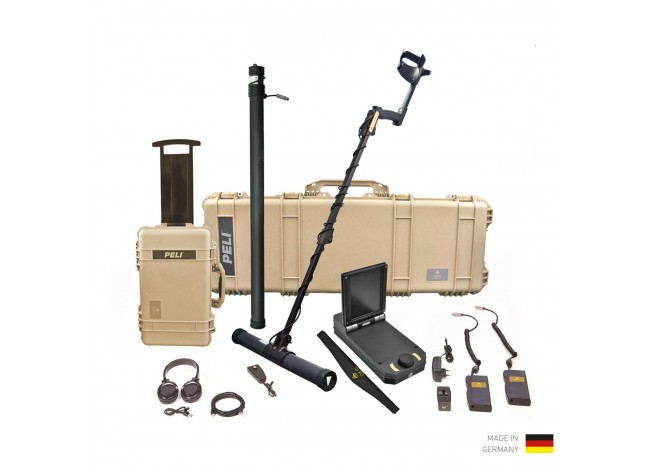 OKM eXp 4500 Professional Metal Detector and all accessories from Kellyco Metal Detectors