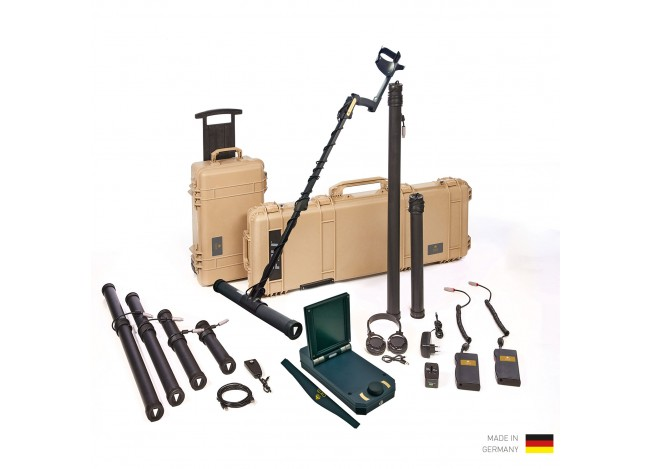 OKM eXp 4500 Professional Plus Complete Package Metal Detector and all accessories from Kellyco Metal Detectors
