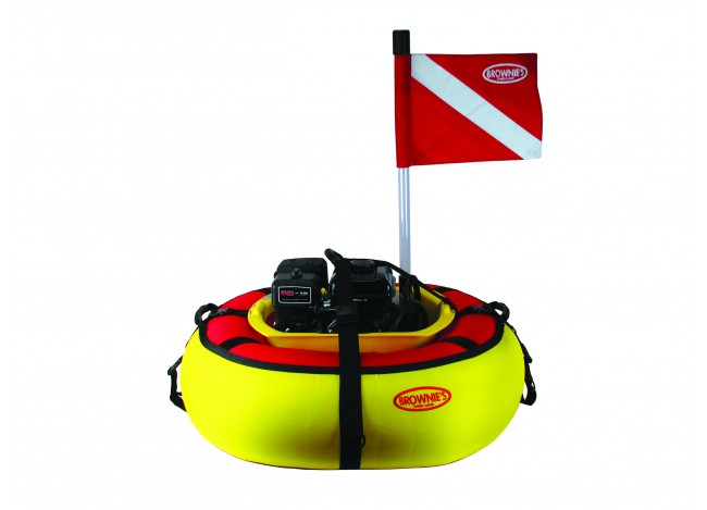 Brownie's Scout Gas-Powered Dive System