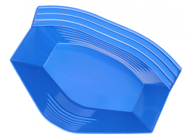 Gold Claw Blue Production Pan