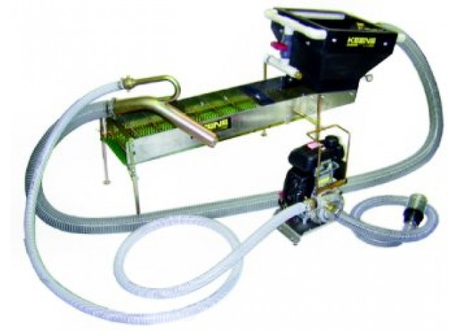 "Keene 2.5"" Power Sluice Combination Kit HBCK25"