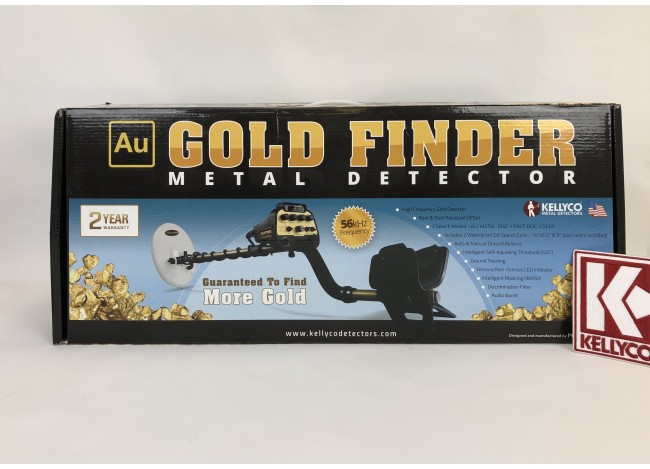 Used - Nokta Makro AU Gold Finder Metal Detector