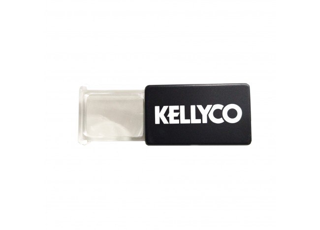 Kellyco Double Lens Magnifying Glass on White Background