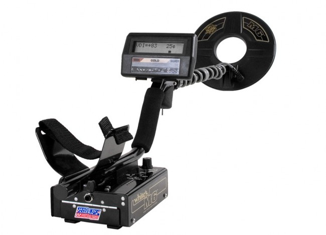 White's Matrix M6 Metal Detector from Kellyco Metal Detectors