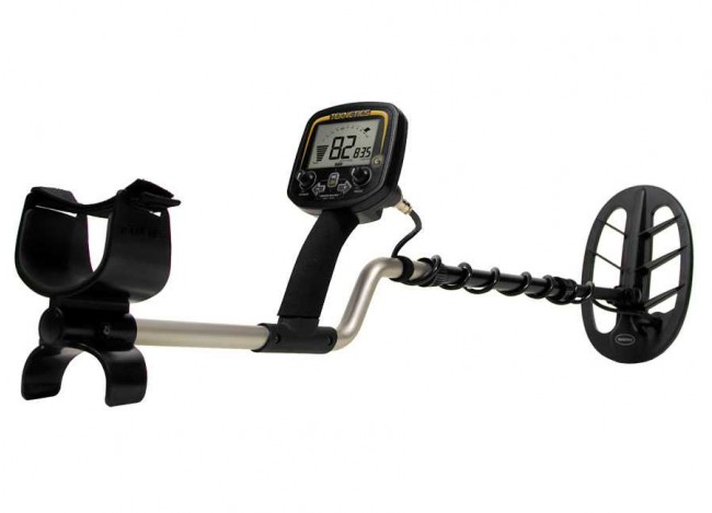 Teknetics G2 Gold Metal Detector shown in full view from Kellyco Metal Detectors