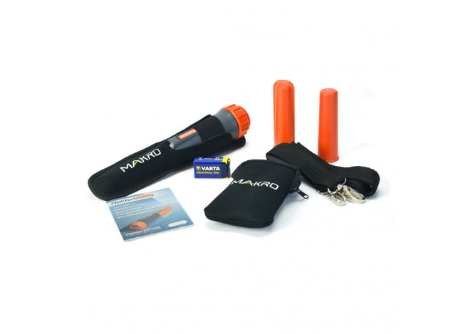 Nokta Makro Nokta Pointer Bundle shown with accessories from Kellyco Metal Detectors