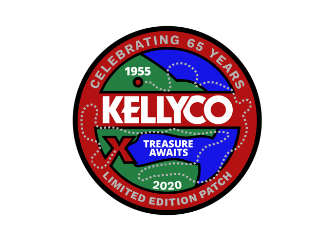 Kellyco 65th Anniversary Commemorative Patch