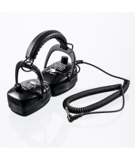 DetectorPro Black Widow Platinum Headphones
